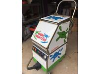 Industrial Chewing gum removal machine