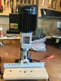 Mortiser machine