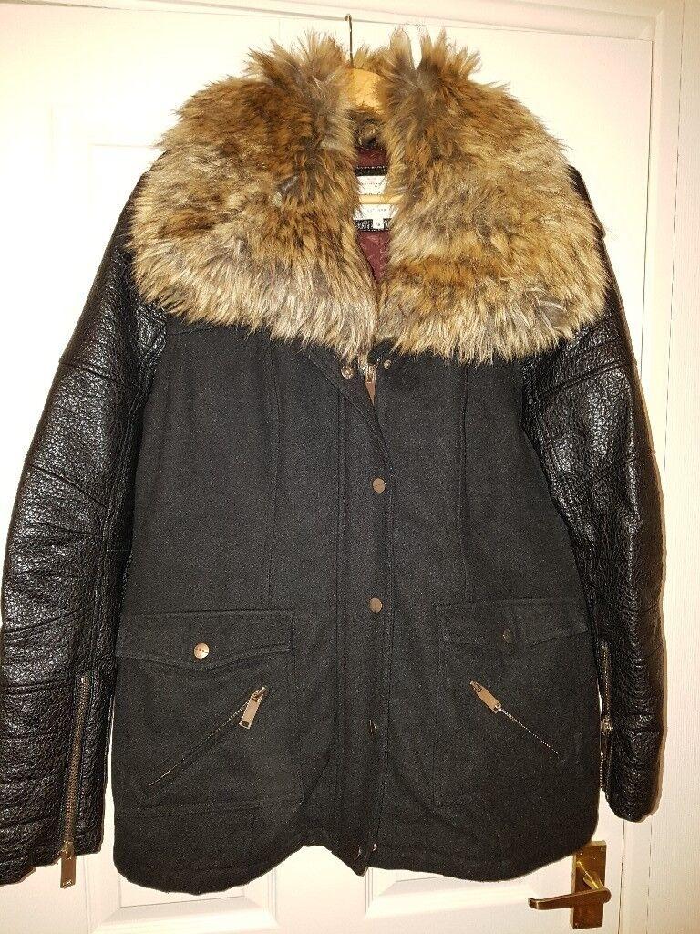 River Island Winter Coat