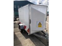 Blueline box trailer 7 x 4 x 5