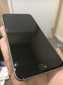 iPhone 6 Plus Space Grey (unlock requested) EE T-Mobile Orange Virgin Excellent Condition Boxed