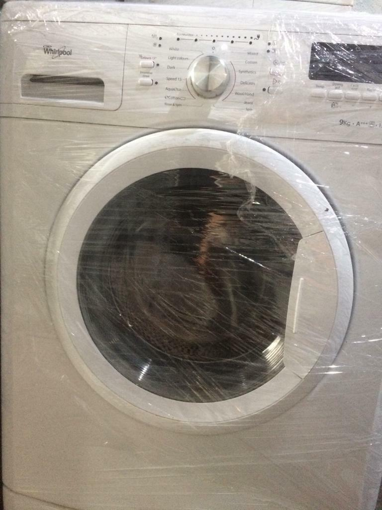 Whirlpool 9Kg washing machine