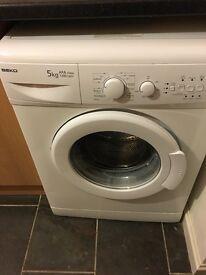 Bekon 5kg Washing machine