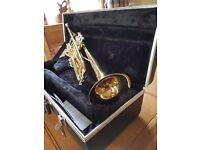 Trumpet, 7c Mouthpiece and Case