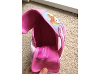 Girls Disney Princess trainers size 6