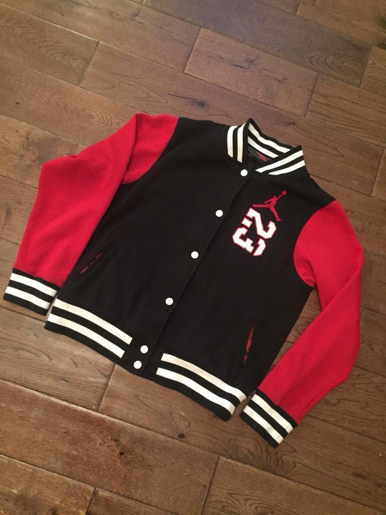 Boys Nike Air Jordan basketball jacket. Age 14-16. Worn twice. £25