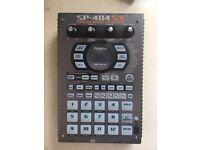 ROLAND SP404 SX sampler WAV / AIFF