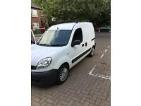 Quick sale mini van Renault kangoo 2007 cheap ready to drive away