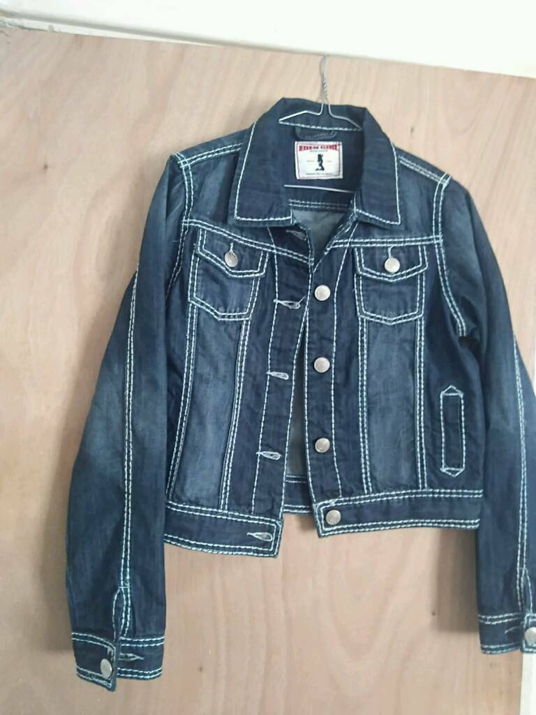 DENIM JACKET - WOMENS.