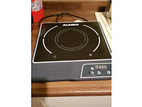 Alaska IC 1800 Portable Induction/Electric Cooker