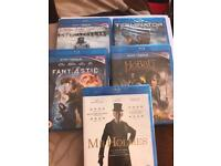 NEW Action films multipack/boxset Blu Ray