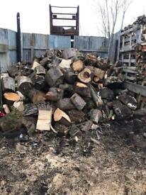 Free fire wood.