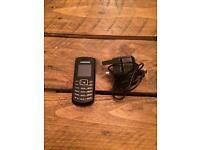 Samsung GT-E1080i mobile phone