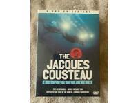 Jacques Cousteau DVd