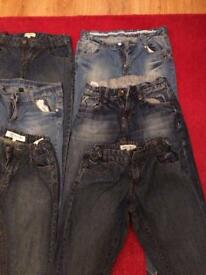 Boys jeans bundle