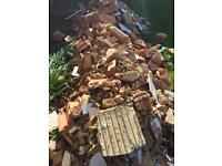 Free Rubble for hardcore bricks and tiles