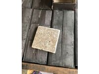 For Sale Real stone tiles 100x100mm £3 per box