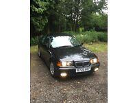 Classic BMW 316i E36 1998 Black £1100ono 12 Month MOT!