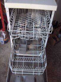 Bosch Slimline Dishwasher typeSD13HIB ,