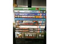 New and second hand movies