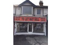 Retail shop, flat and commercial unit to Let in Hall Green - Main Stratford Road location