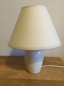 Bedside Lamp and Shade