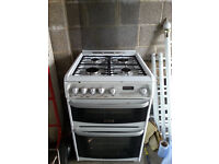 Gas White Chesterfield Cooker - DELIVERY AVAILABLE