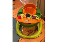 Chicco Walky Talky Baby Walker - brand new, fully assembled and never used