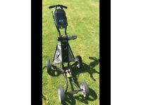 4 Wheel Golf Trolley