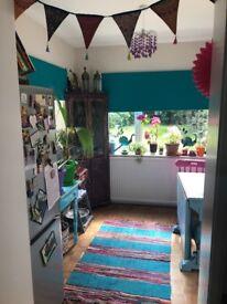 Two Beautiful Doubles - Massive garden, friendly, colourful, veggie
