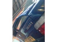 BMW 3 series compact e36 rear spoiler
