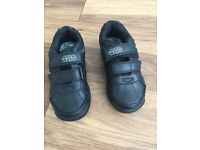 BRAND NEW Boys Star Wars school shoes. Size 10, from Next
