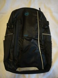 """Dell Urban 2.0 back pack holds note books laptops up to 15"""" NEW"""