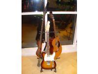 Guitar/Bass Guitar lessons, Fishponds, Bristol. Beginner - Intermediate. All ages.