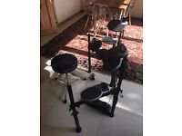 Complete Electronic Drum Set for Kids