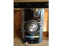 Great condition Sony MCH GT444 Hifi system with subwoofer