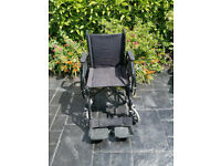 Angel Mobility Self-propelled Wheelchair