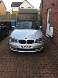BMW 1 Series Convertible - For Sale - £7495 | 43,491 MILES | MOT'd + Serviced until 29.08.19 |