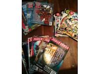 2000AD Comics.