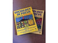 Sociology in Focus AS & A Level Textbooks