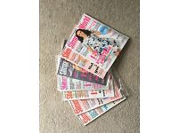 New and unwanted: Slimming World magazines x 7 - RRP £20 altogether