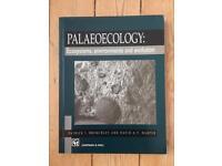Palaeoecology textbook