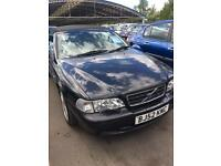 VOLVO C70 20 T GT PETROL CONVERTIBLE MANUAL BLACK WITH FULL SERVICE HISTROY BJ52KNC