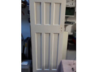 4 internal six panel doors