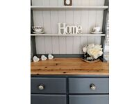 Small Welsh Dresser (Up-cycled)