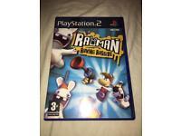 Rayman Raving Rabbids PlayStation 2