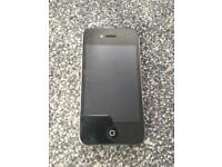 iPhone 4 (parts only- isn't working)