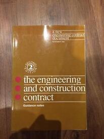 The Engineering and Construction Contract Guidance Notes 2nd Edition
