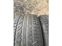 235 45 17 winter tyres avon wv7