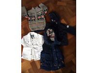 Bundle boys designer clothes aged 3-4 - excellent condition
